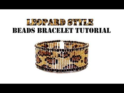 Tutorial: Leopard Bead