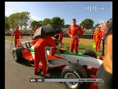 A1GP   2005 2006   Round 1   Race 2