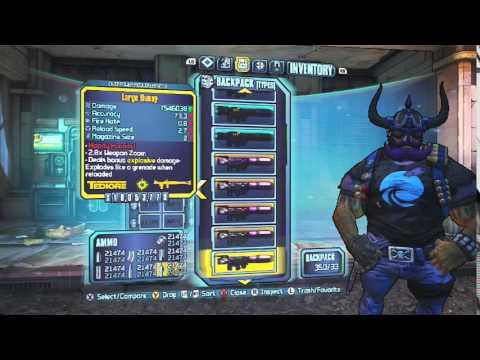 Borderlands 2 Op8 Gear Gamesave - YouTube Borderlands 2 Is Uvhm Easy With Op8 Gear