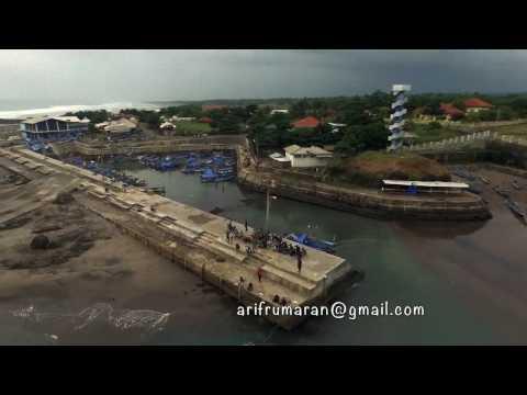 Pantai Pelabuhan Jayanti - Cidaun , Cianjur