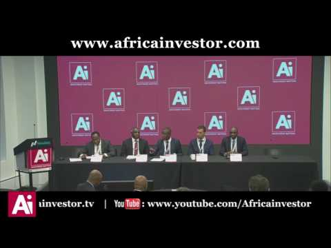 Amadou Hott speaks at the Ai CEO Institutional Investment Summit 2016