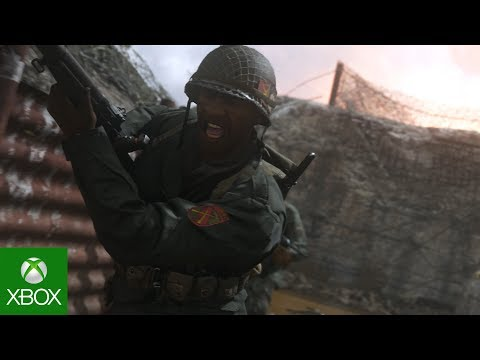 Call of Duty®: WWII Multiplayer Reveal Trailer