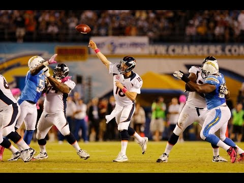 Broncos vs Chargers Week 6 2012 Highlights Miracle Comeback vs the Chargers