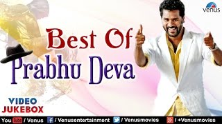 Best Of Prabhu Deva : Best Bollywood Dancing Songs || Video Jukebox