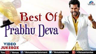 Best Of Prabhu Deva : Best Bollywood Dancing Songs || Video Jukebox