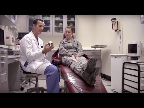 U.S. Air Force: Maj Jakub Pietrowski, Oral Surgeon