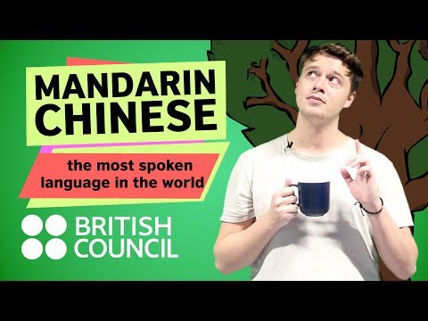 Mandarin Chinese: the most spoken language in the world