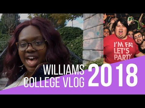 Williams College Freshman | Day In The Life