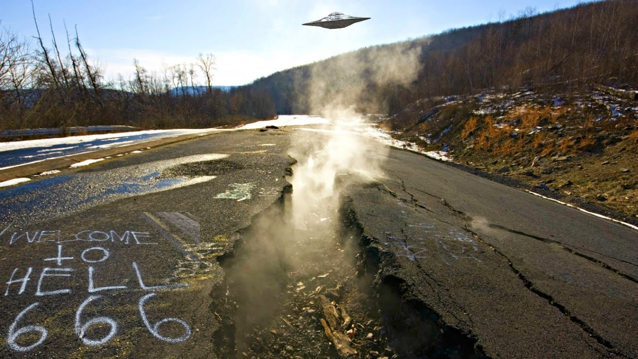 Centralia: The Real-Life Silent Hill