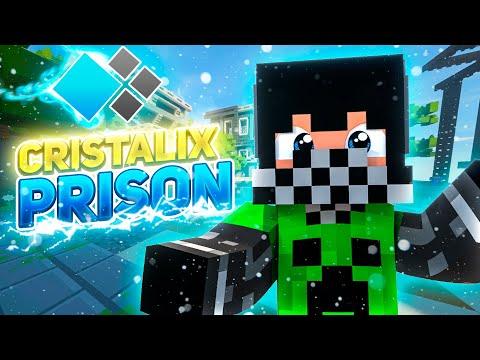 Видео: НАЛОЖИТСЯ ЛИ ПРОСВЕТ 3? ТОКСИК 2 НА ПРИЗОН КРИСТАЛИКС! ● Minecraft Cristalix Prison