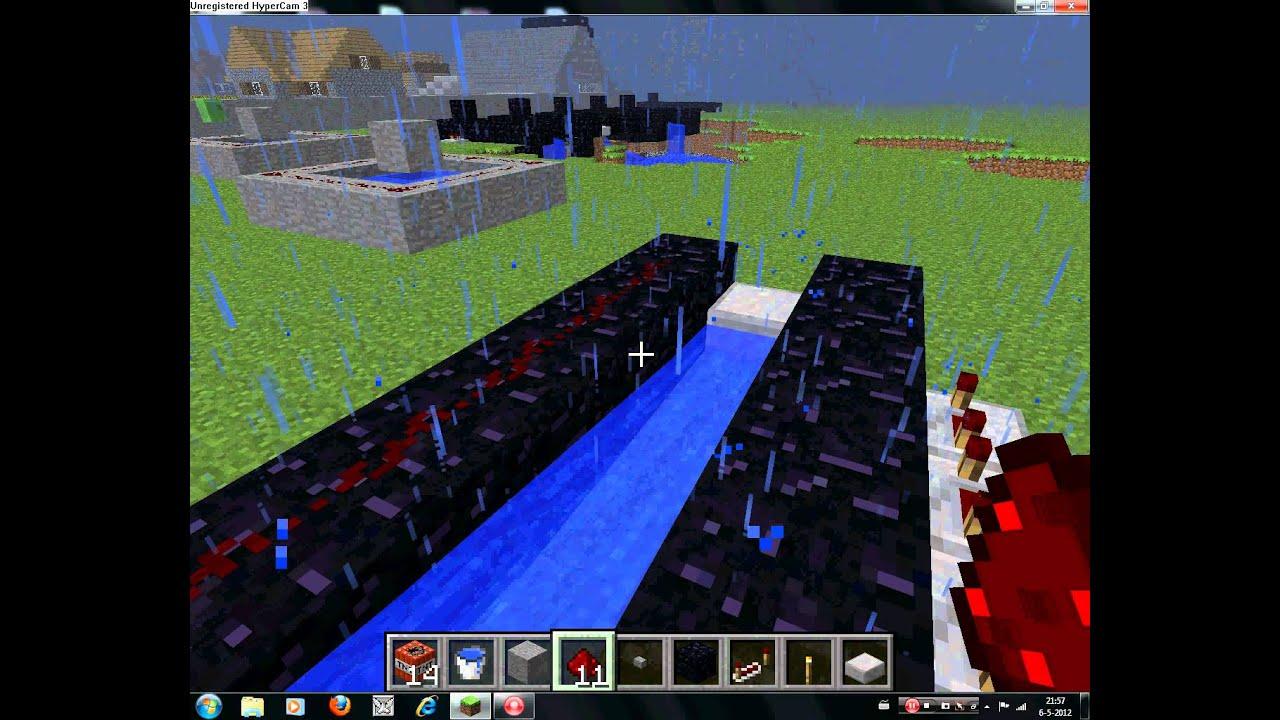 Minecraft Tnt Kanon 9 Kanonen