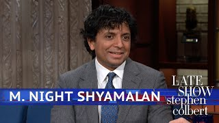 M. Night Shyamalan Says 'Thanks, Universe'