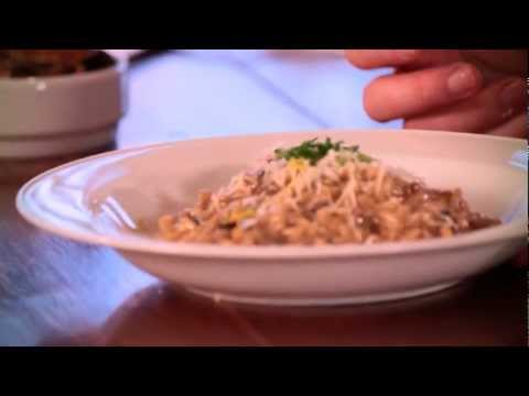 Risoto de Funghi com Cream Cheese Philadelphia - Pratos Principais