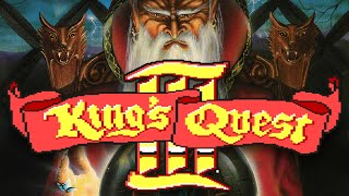 KING'S QUEST III [AGI] [001] - To Heir is Human