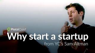 Start a Startup   Sam Altman