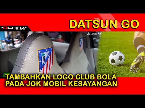Desain Sarung Jok Paten Mobil Datsun Go by Rumahjok.com