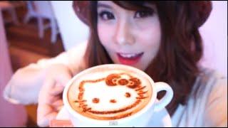 พาไปเที่ยว กินขนม ที่ Hello kitty House , Bangkok สาวกคิตตี้อย่าพลาดเลย Thumbnail