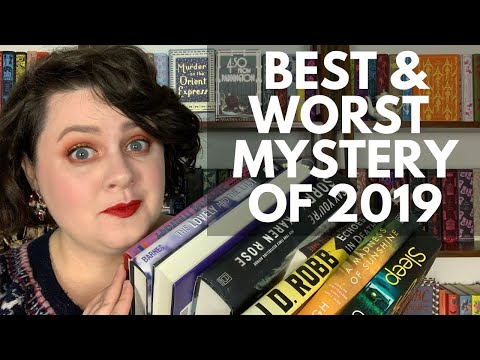 Best and Worst Mystery/Thriller Novels of 2019