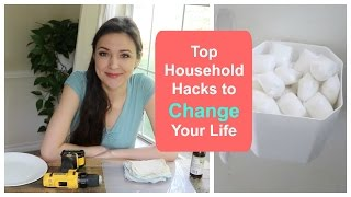 Top Organization and Household Tips