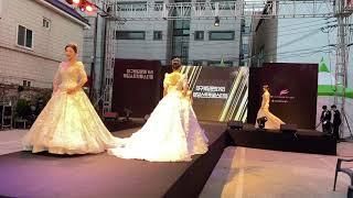 대봉동 웨딩문화거리 상인회 행사