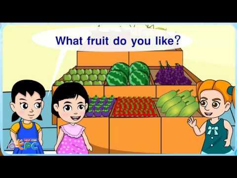 At the food court - สื่อการเรียนการสอน ภาษาอังกฤษ ป.2
