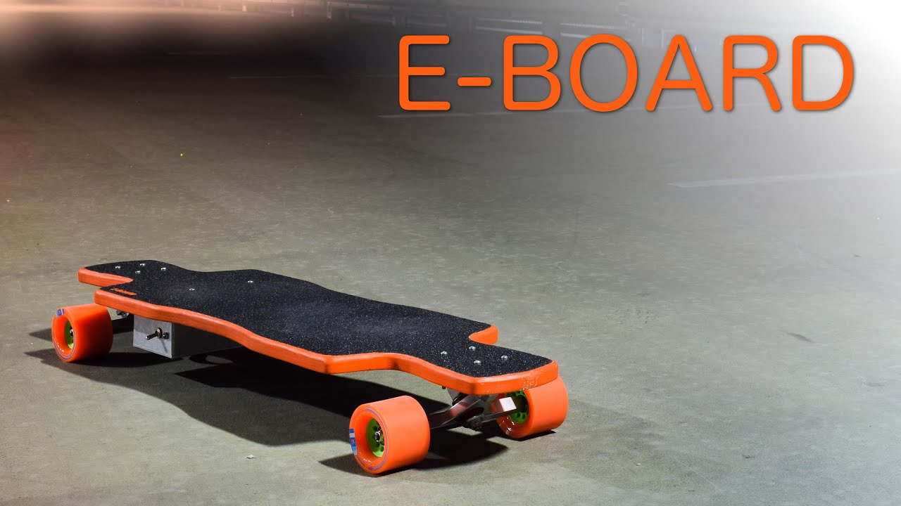 eigenbau elektro longboard erste testfahrt 8 youtube. Black Bedroom Furniture Sets. Home Design Ideas