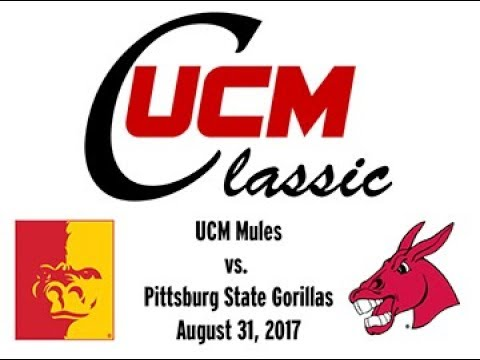 Ucm Classic Ucm Football Vs Pittsburg State Youtube