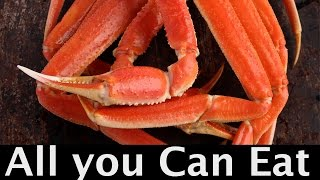 All You Can Eat Crab Legs Myrtle Beach At Crabby Georges