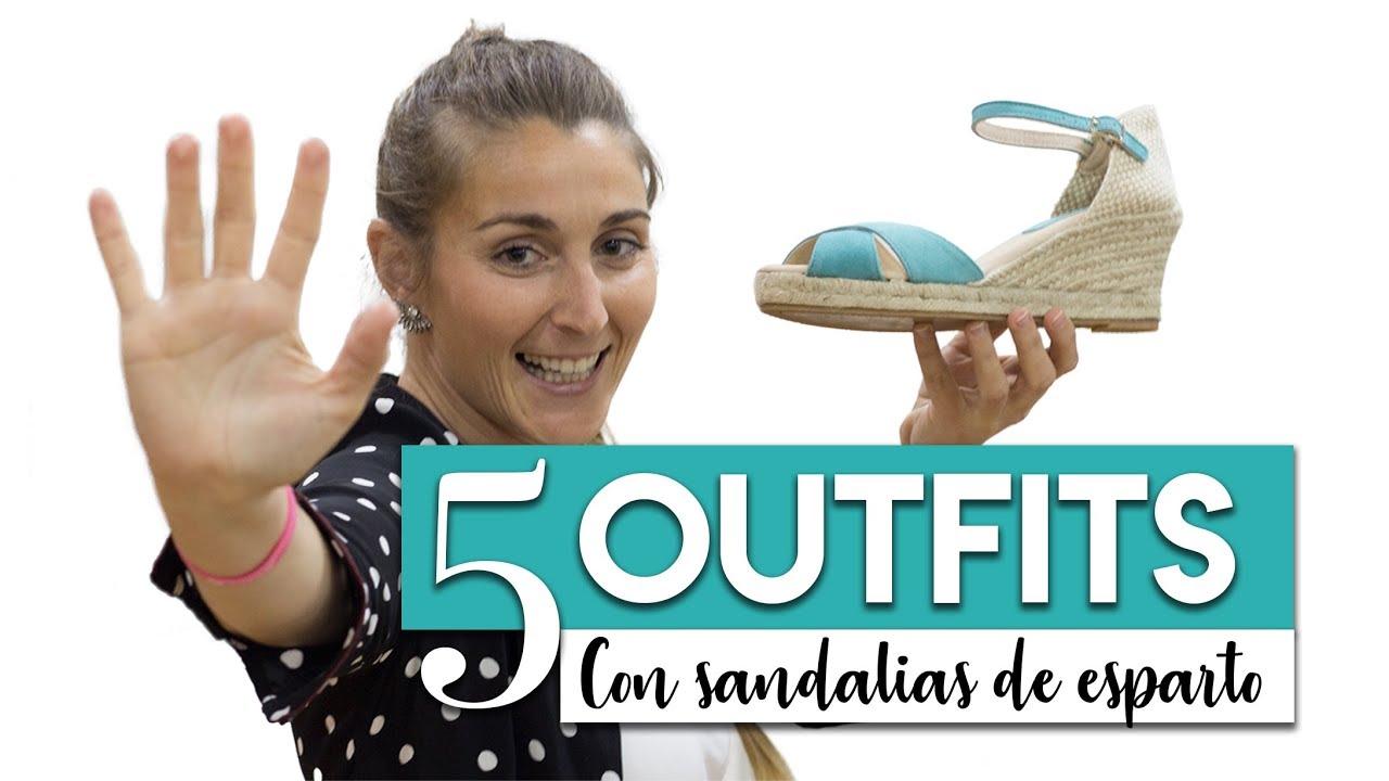 0686feb8bc 5 OUTFITS para combinar con tus sandalias de esparto ♡ ♡ ♡