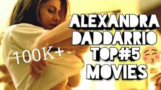 ALEXANDRA DADDARIO Top 5 Movies 