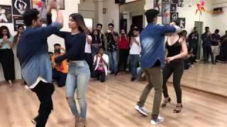 Cornel & Rithika | Bachata Choreography Bootcamp | Impetus-The…