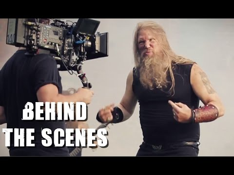 AMON AMARTH - Behind The Scenes of