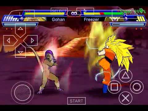 💌 Download dragon ball z shin budokai 2 iso | Dragon Ball Z Shin
