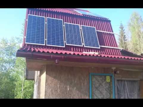 ECO TECH UKRAINE строительство солнечных электростанций