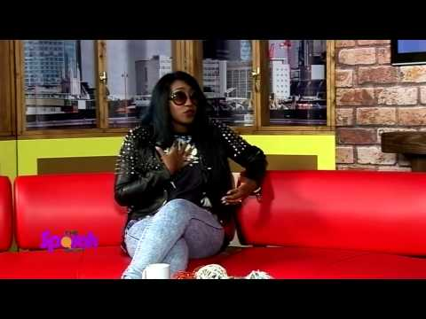 VICTORIA KIMANI EXCLUSIVE ON THE SPORAH SHOW