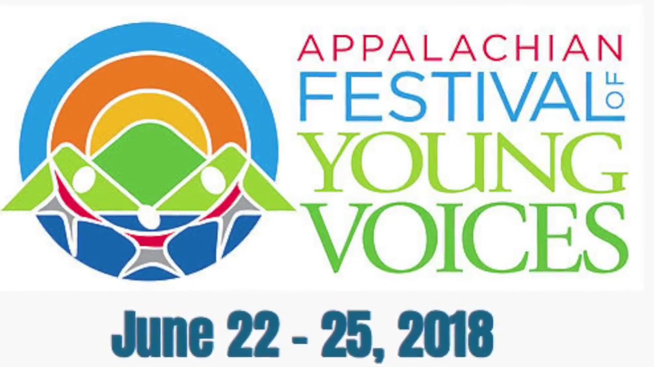 2020: Appalachian Festival Young Voices | Singing Lessons