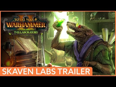 Total War: Warhammer 2 Laboratory Mode trailer