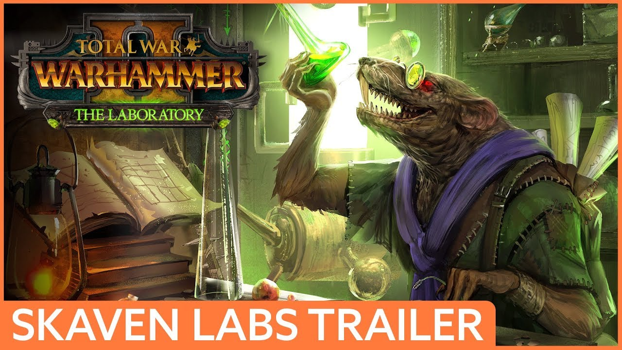 Total War: Warhammer 2's Laboratory lets you make fountains of blood
