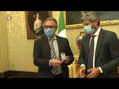 Il Presidente Fico incontra il sindaco di Lampedusa