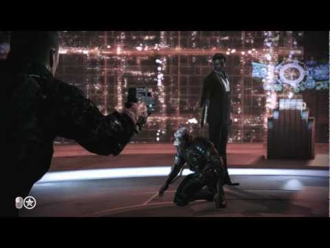 Mass Effect 3: The Illusive Man (Game Over)