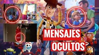 MENSAJES OCULTOS TOY STORY 4 / HAY UNA FAMILIA DE 2 MAMÁS ❤️