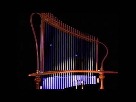 Animusic Aqua Harp HD bonus cam
