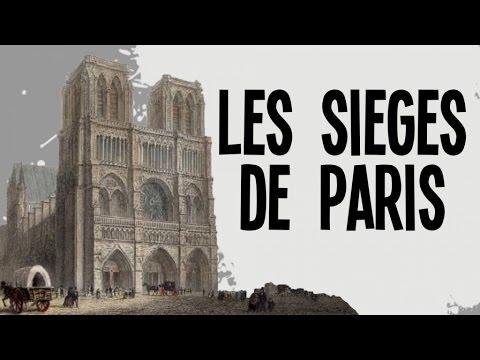 Les grands sièges de Paris - Nota Bene #16