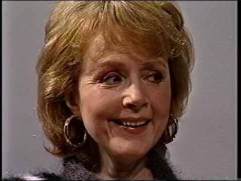 Piper Laurie, 1987 TV Interview