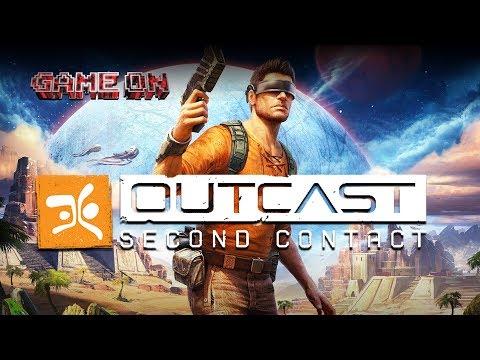Hogyan NE csinálj remake-t! | Let's Play Outcast: Second Contact