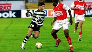 Ricardo Quaresma ● Sporting CP ● 2001 - 2003