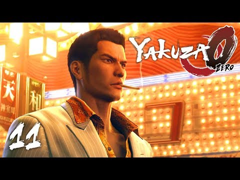 THE CIVILIAN - Let's Play - Yakuza 0 - 11 - Walkthrough Play