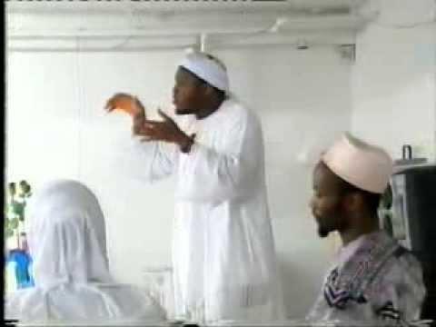 AL- FATHI BREMEN SHEIKH TIGAN SECKA CONFERENCE IN DENMARK PART 2  2004