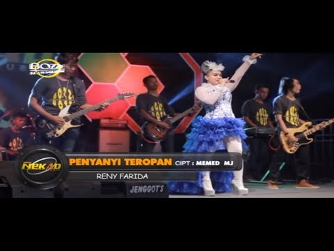 RENY FARIDA - PENYANYI TEROPAN [ OFFICIAL MUSIC VIDEO ]