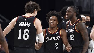 Cavs Beat Nets Again Despite Kyrie's 38 Points! 2020-21 NBA Season